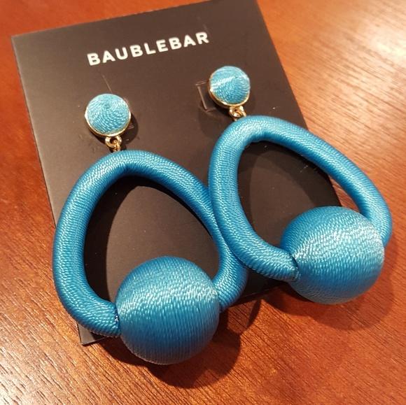 e38f262eb BaubleBar Jewelry | Drop Earrings | Poshmark